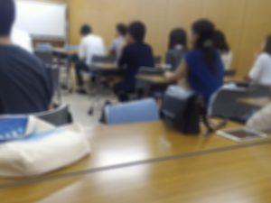 読書会活動風景